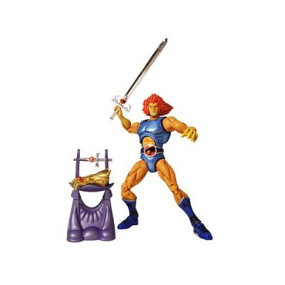 Thundercats Leader on Thundercats Leader Lion O Is Featured Here Sporting His Classic Look