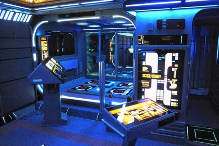 Star Trek Enterprise Flat Apartment