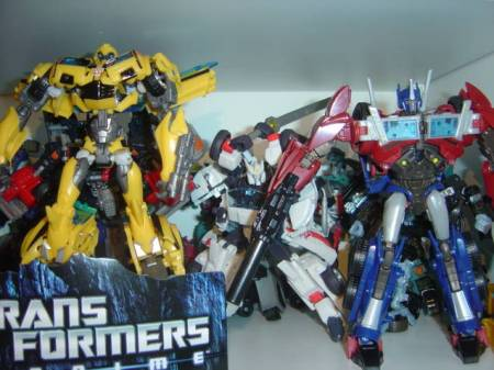 toy Collection transformers action figures