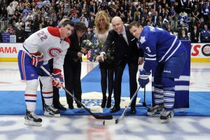 Canadiens bury Maple Leafs after Mats Sundin has jersey retired