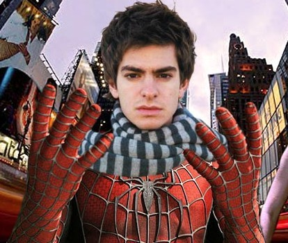 Spiderman Movie 2012 Reboot