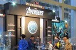 Hot Toys Display in Hong Kong (2)
