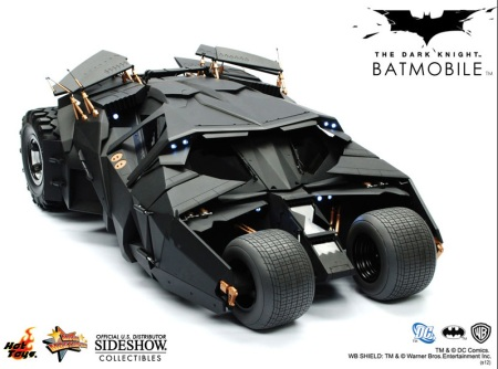 Batman The Dark Knight  Vehicle - Batmobile - Tumbler