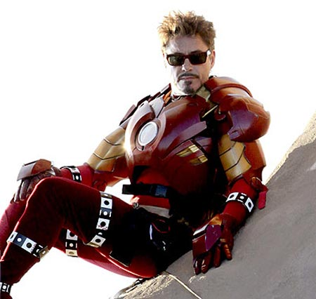 Iron-Man 3 Movie