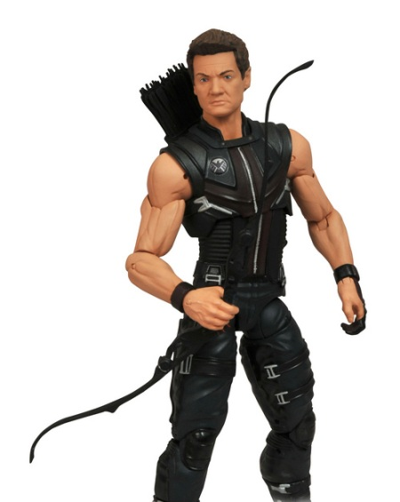 Hawkeye Action Figure