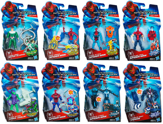 Marvel Universe Spider-Man Series