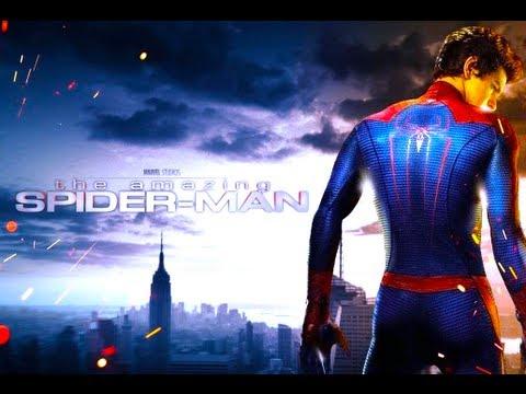 New Spiderman Trailer 2012