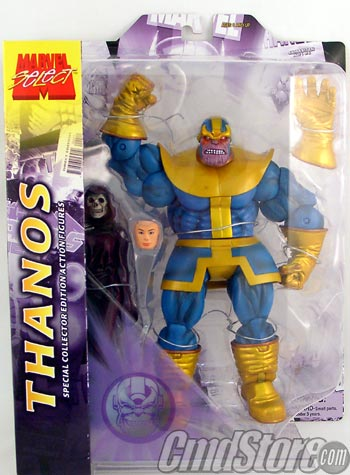 Thanos Marvel Select Figure