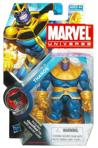 Thanos Marvel Universe Figure