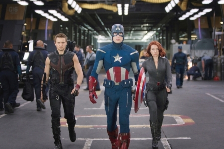 The Avengers Movie Box Office Hit