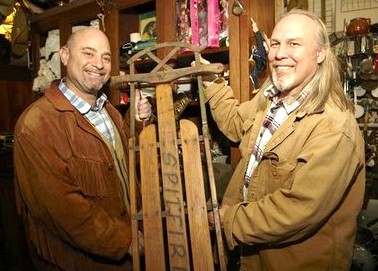 Canadian Pickers TV Show on History Channel