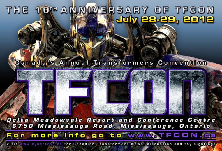 TF Con Transformers Show