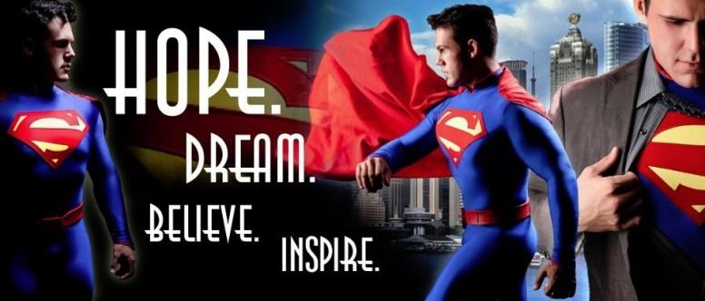Dustin Dorough as Superman