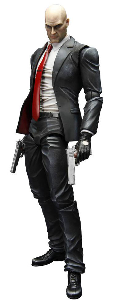 Agent 47 Kai Series Figure Cmdstore
