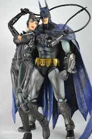 Batman and Catwoman Kai Play Arts