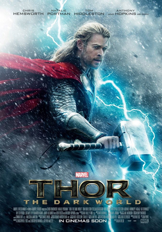 Thor 2 Movie Poster