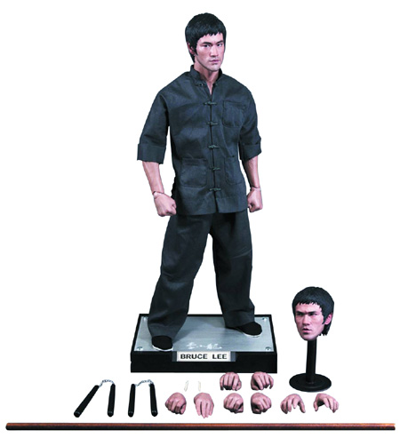 Bruce Lee Kung Fu Figure Enterbay