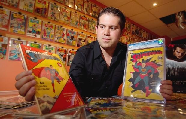 Carsley's Comics