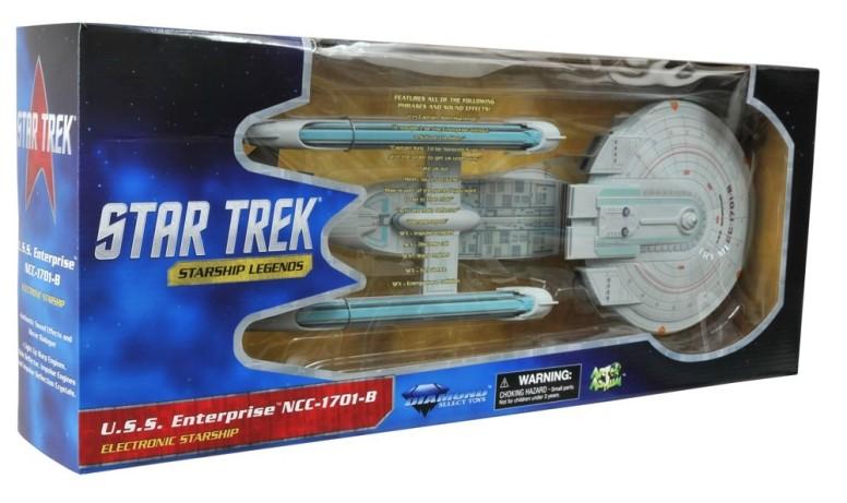 Enterprise B NC-1701-B Star Trek Ship
