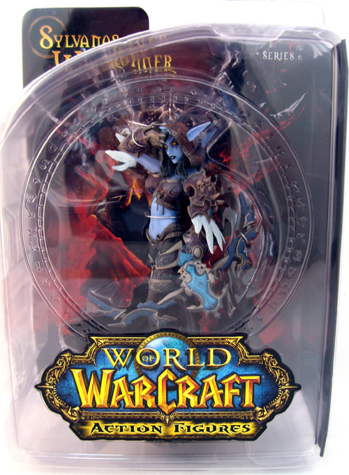 Lady Sylvanas Action Figure (World of Warcraft)