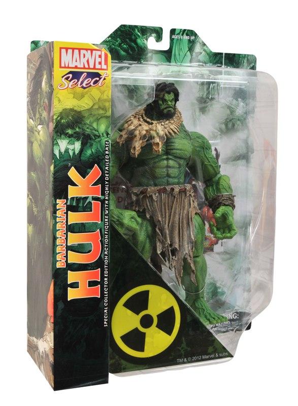 Marvel Select Figure - Barbarian Hulk