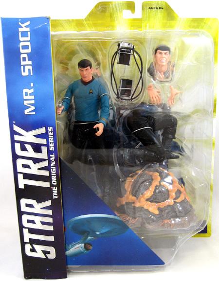 Mr Spock Star Trek Select Figure