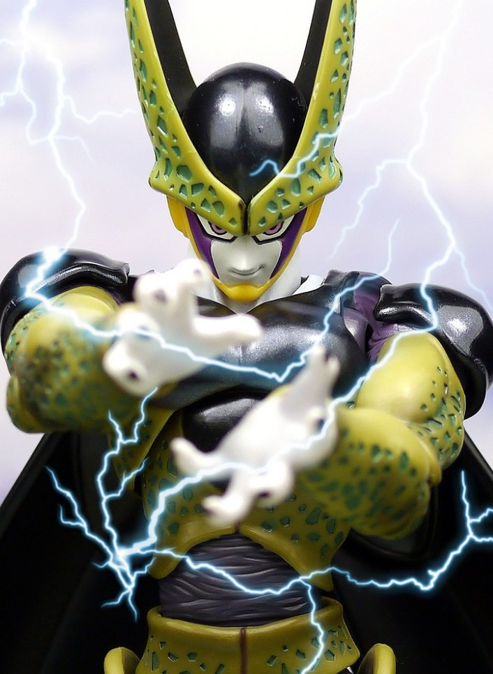 Cell Dragonball Z Figure
