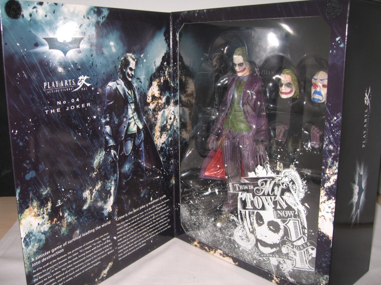 The Joker Play Arts Figure