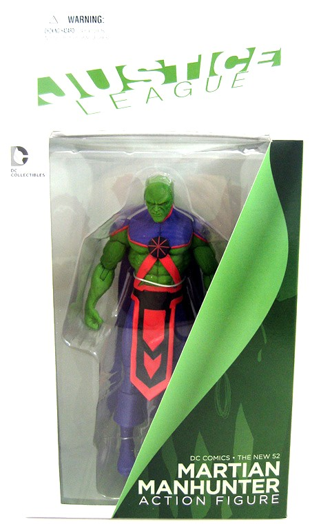 Martian Manhunter New 52 Figure