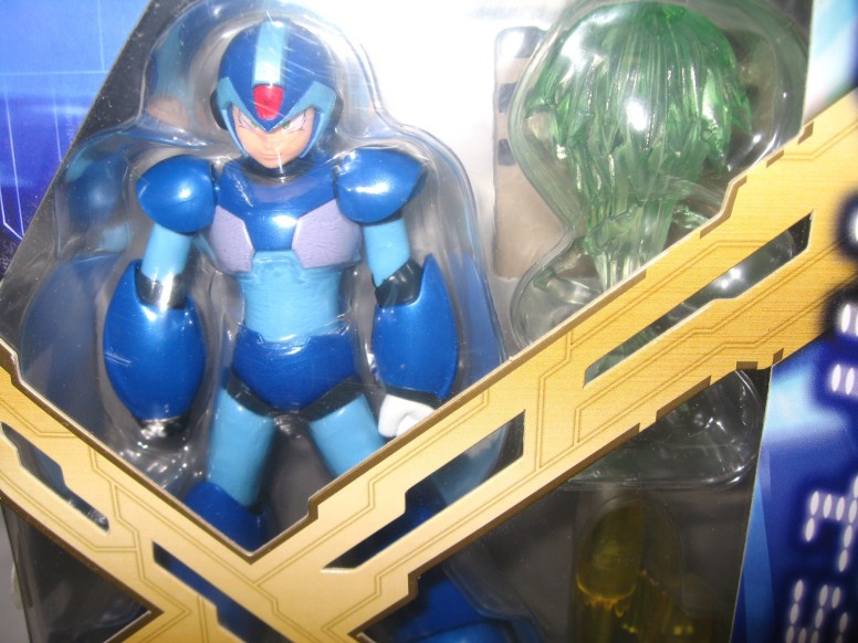 Mega Man X Figure D-arts (3)