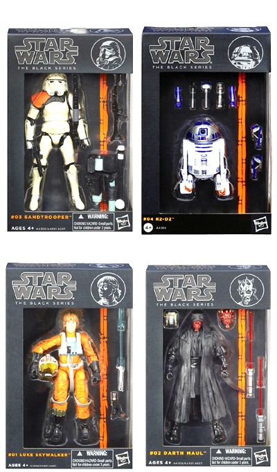 Star Wars Legends Figure Black Series