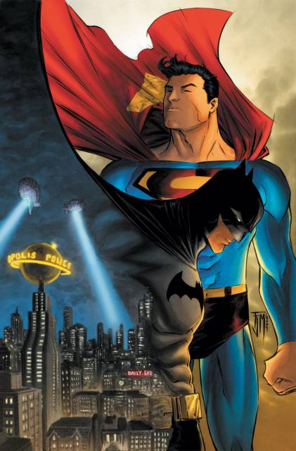 Superman Batman Movie 2015
