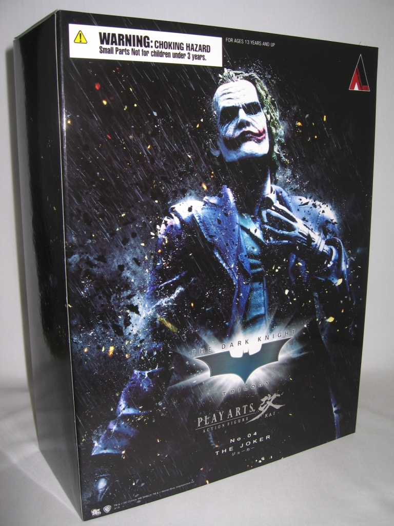 The Joker Dark Knight Play Arts Figure