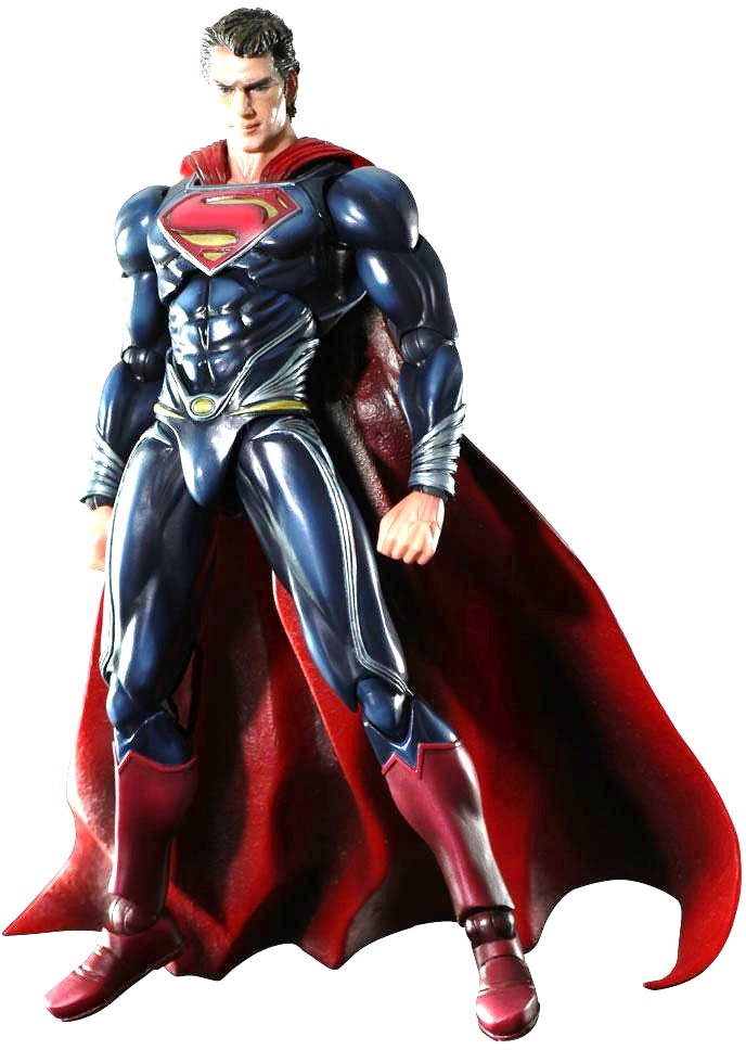 superman play arts