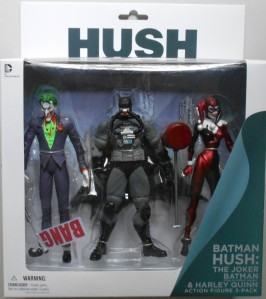 Batman Hush Playset