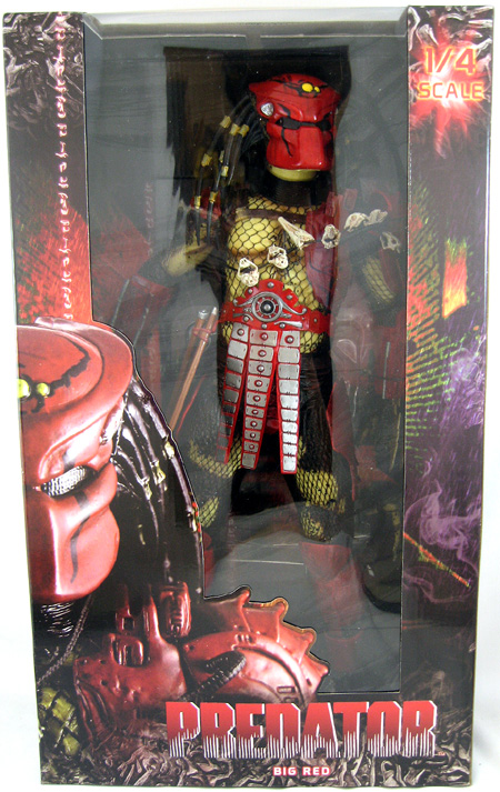 Big Red Predator 18 inch figure