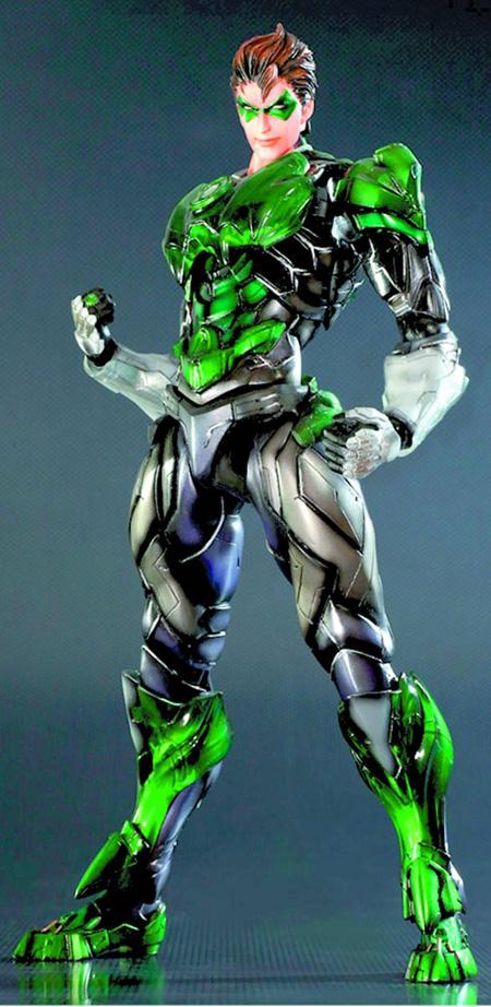 Manga Green Lantern