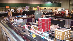 Montreal Model Train Show