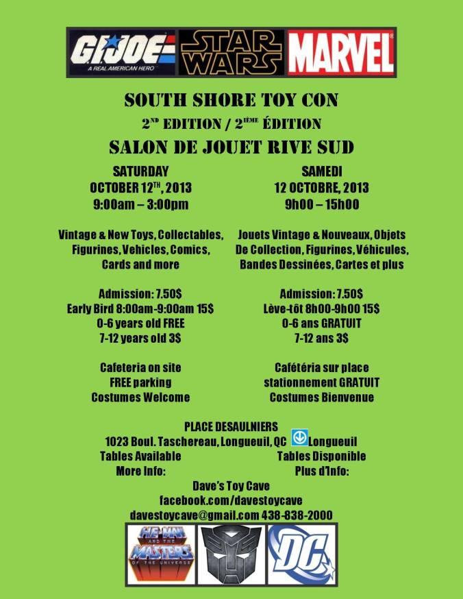 South Shore Toy Con