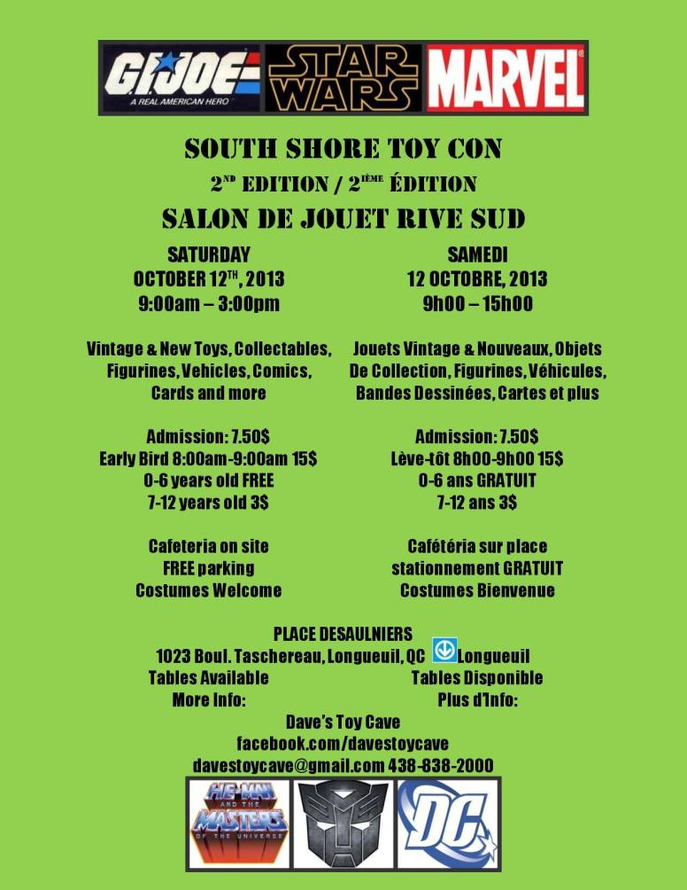 South Shore Toy Con