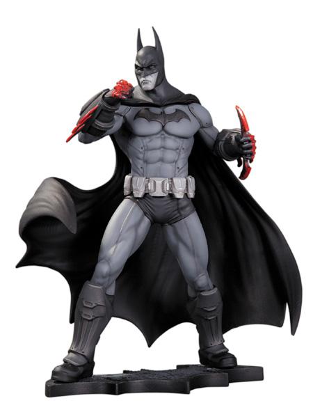 Batman Arkham City Statue