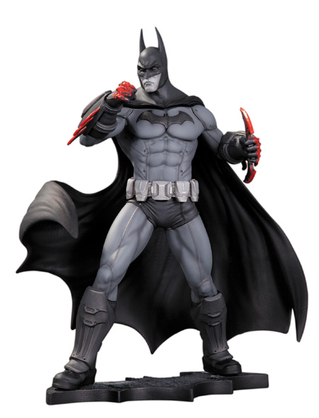 Batman Arkham City Statue