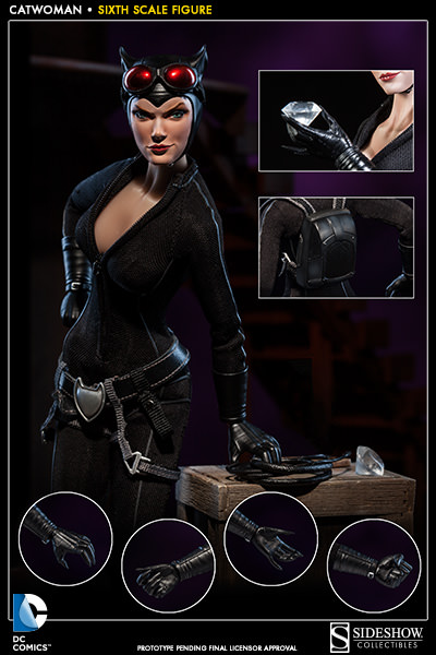 Catwoman Hot Toys Figure