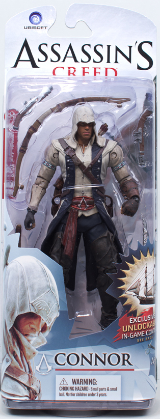 Connor Assassin's Creed Figure
