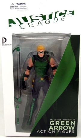 Green Arrow The New 52 Figure