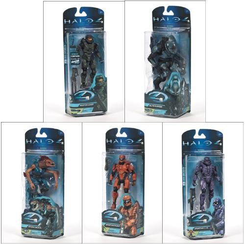 Halo Toys Videos 51