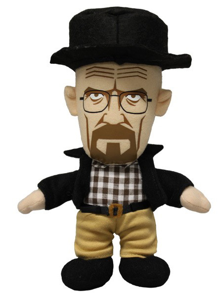 Heisenberg Breaking Bad Plush