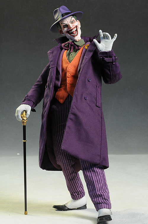 Joker Sideshow Hot Toys Figure