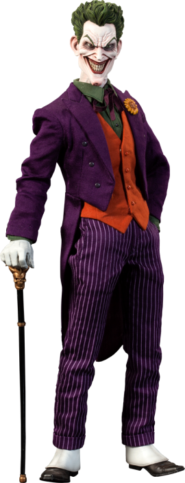 Joker Sideshow Hot Toys Figure