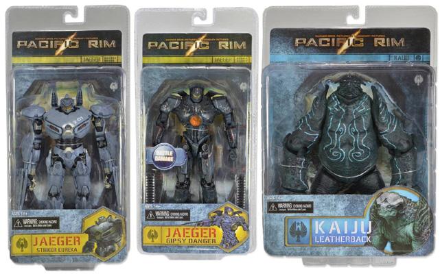 Pacific rim toys series 2